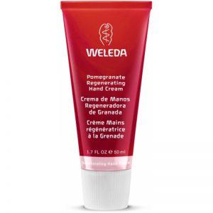 Crema de manos regeneradora de granada 50ml Weleda