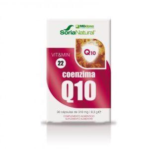 VIT&MIN 22 coenzima Q10 30com SORIA NATURAL