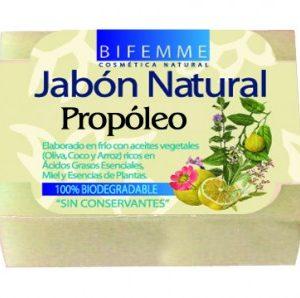 Jabón natural 100gr Bifemme