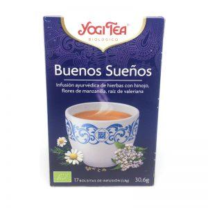 Tea Buenos Sueños 17filt Yogi Tea