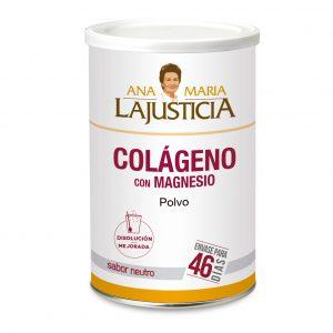 colágeno con magnesio polvo