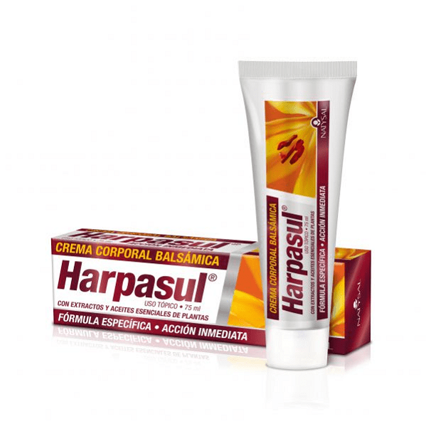 Crema Harpasul Harpagofito Forte 75ml Natysal