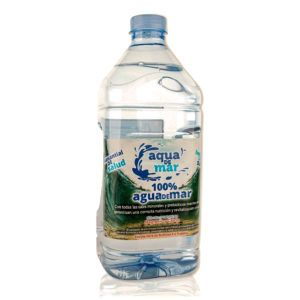 Agua de mar 2l 5l Aqua