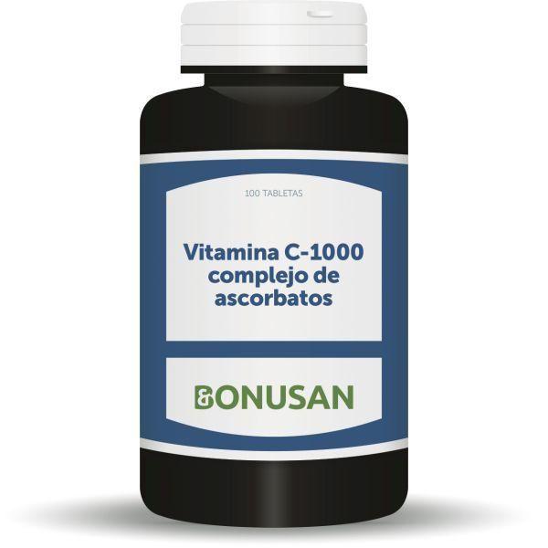 Vitamina C-1000 100tab Bonusan