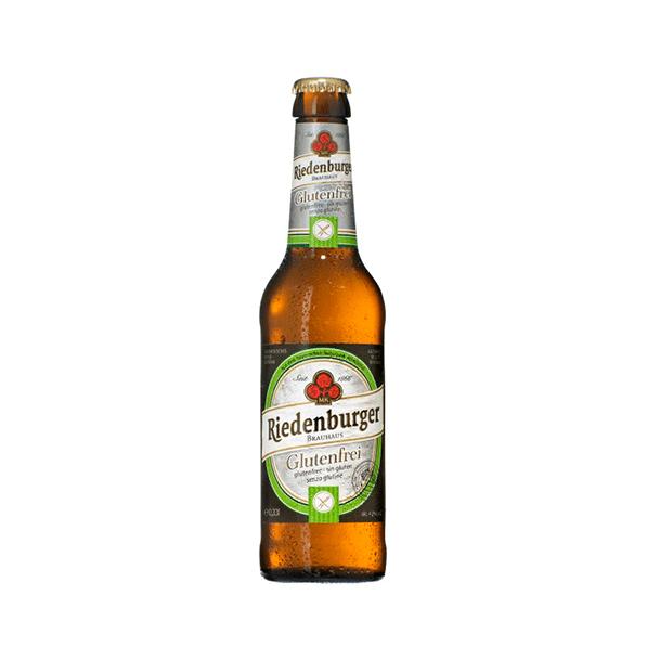 Cerveza sin gluten Riedenburger 33cl Biocop