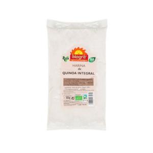 Harina de Quinoa integral BIO 300gr Biogra